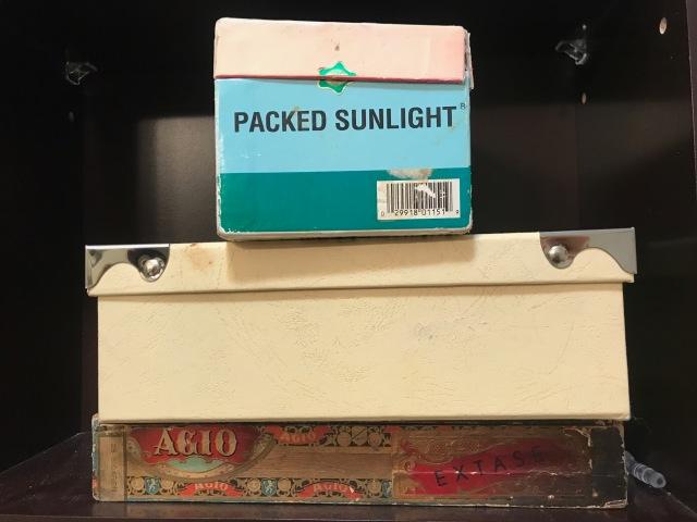 packed sunlight
